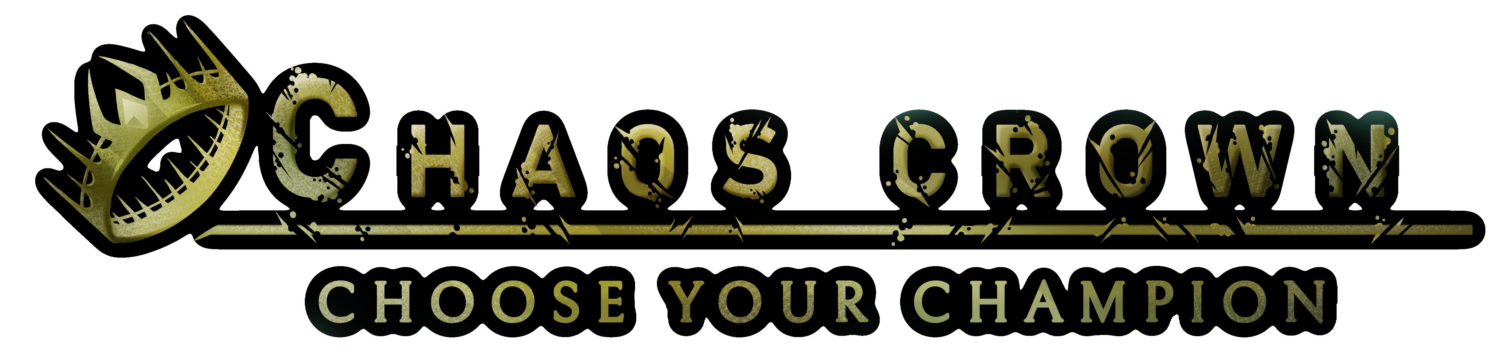 Logo Chaos Crown